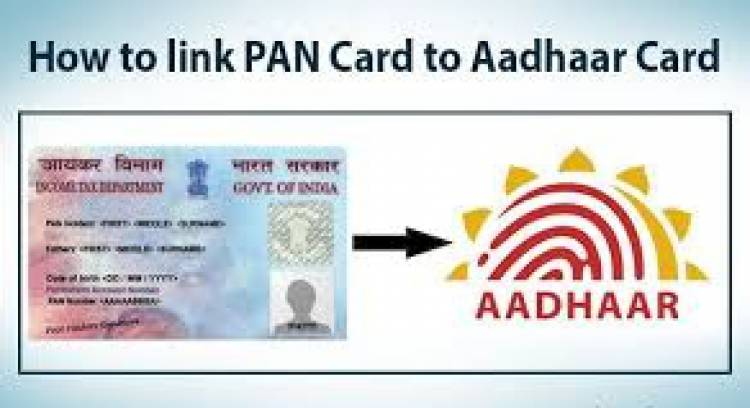 How do you Link PAN card with Aadhaar through online or SMS?
